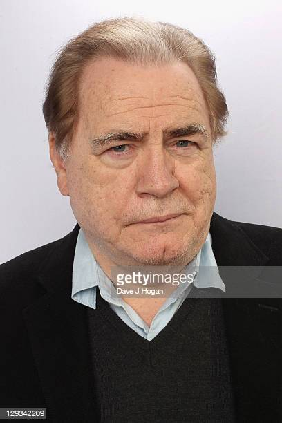 Actor Brian Cox poses during the Coriolanus portrait session at the 55th BFI London Film Festival at the Vue West End on October 16 2011 in London...