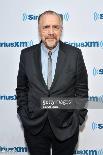 Actor Brian Cox visits SiriusXM Studios on June 1 2017 in New York City