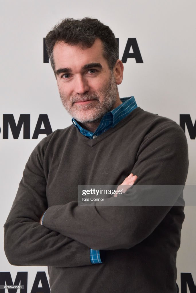 Actor Brian d'Arcy James attends the MoMA's Contenders Screening of 'Molly's Game' at MOMA on November 17, 2017 in New York City.
