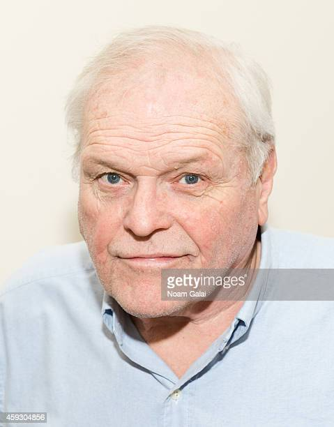 Actor Brian Dennehy attends a read through of 'A Homecoming' at Simple Studio on November 20, 2014 in New York City.