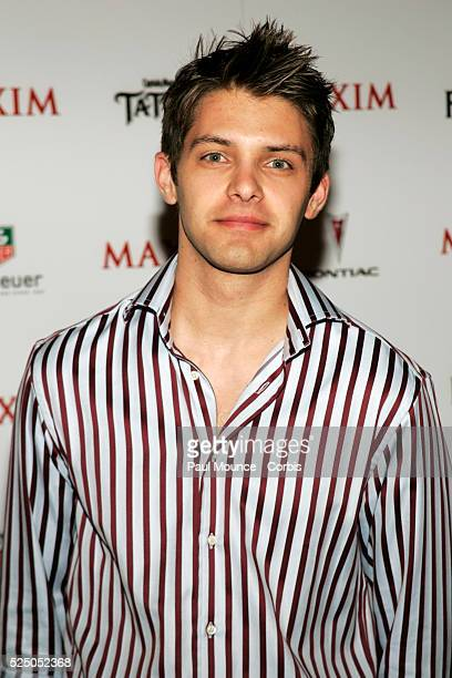 """Actor Brian Devlin arrives at the celebrity party to celebrate the 2005 Maxim """"Hot 100"""" List."""