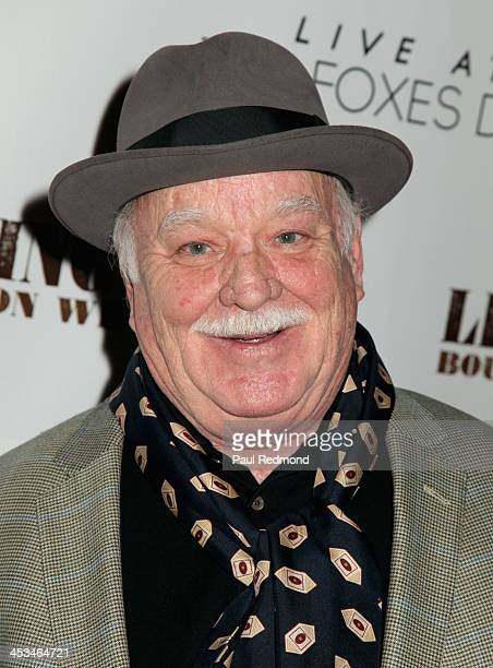 Actor Brian DoyleMurray arrives at Live At The Foxes Den Los Angeles Premiere at Laemmle Royal Theatre on December 3 2013 in Santa Monica California