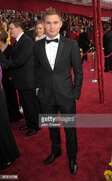 Actor Brian Geraghty arrives at the 82nd Annual Academy Awards held at Kodak Theatre on March 7 2010 in Hollywood California