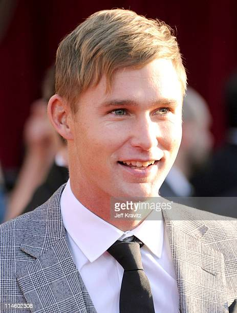 Actor Brian Geraghty arrives to the 16th Annual Screen Actors Guild Awards held at The Shrine Auditorium on January 23 2010 in Los Angeles California