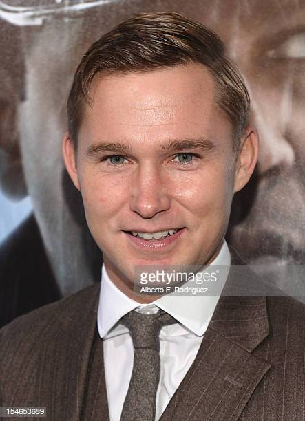 Actor Brian Geraghty arrives to the Los Angeles Premiere of Paramount Pictures' 'Flight' at ArcLight Cinemas on October 23 2012 in Hollywood...