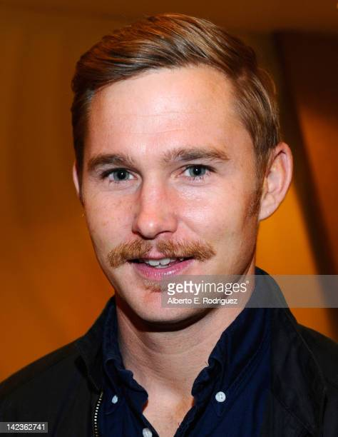 Actor Brian Geraghty arrives to the premiere of Lfe Happens at AMC Century City 15 theaters on April 2 2012 in Century City California