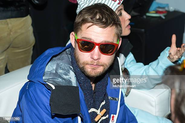 Actor Brian Geraghty attends Paige Hospitality Game Watch at Sky Bar on January 20 2013 in Park City Utah