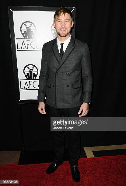 Actor Brian Geraghty attends the 35th annual Los Angeles Film Critics Association Awards at InterContinental Hotel on January 16 2010 in Century City...