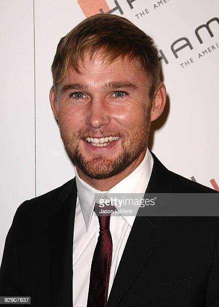 Actor Brian Geraghty attends the 4th annual Hamilton Behind the Camera Awards at The Highlands club in the Hollywood Highland Center on November 8...