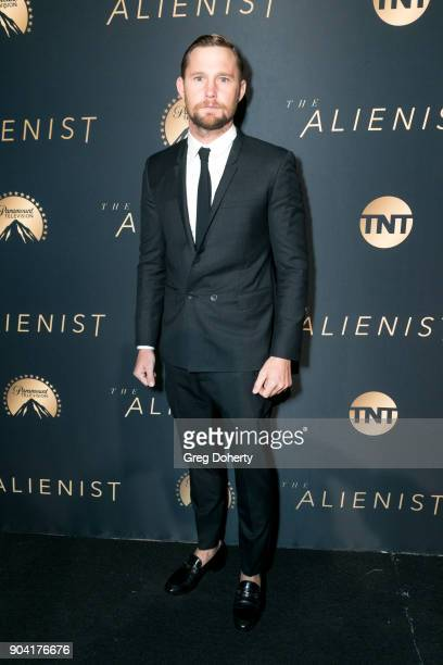Actor Brian Geraghty attends the Premiere Of TNT's 'The Alienist' on January 11 2018 in Hollywood California
