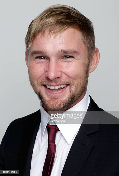 Actor Brian Geraghty poses for a portrait during the 2009 Hamilton Behind The Camera awards held at The Highlands Club in the Hollywood Highland...
