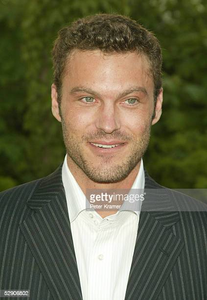 Actor Brian Green attends the ABC upfront at Lincoln Center on May 17 2005 in New York City