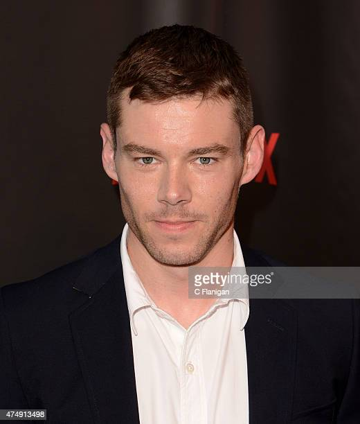 Actor Brian J Smith attends the Premiere Of Netflix's Sense8 at AMC Metreon 16 on May 27 2015 in San Francisco California