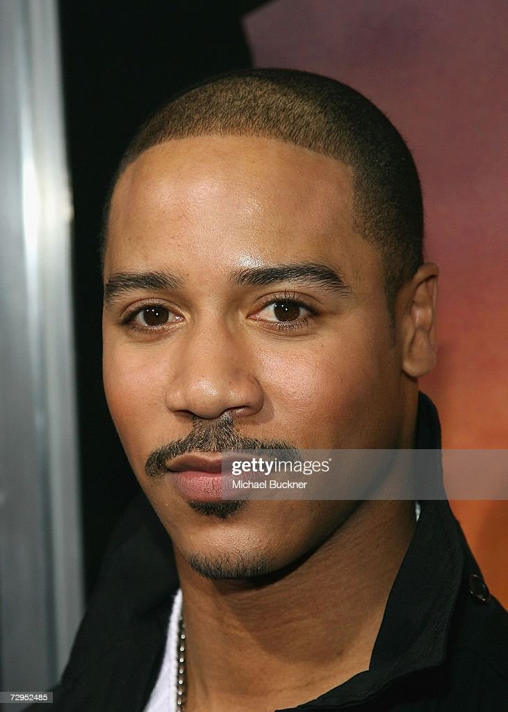 Actor Brian J. White arrives at the premiere of Screen Gem's 'Stomp The Yard' at the Cinerama Dome on January 8, 2007 in Los Angeles, California.