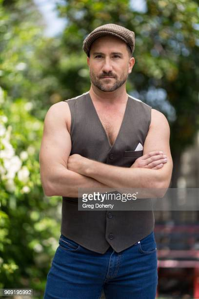 Actor Brian Rodda attends the Giveback Day at TAP The Artists Project on June 6 2018 in Los Angeles California