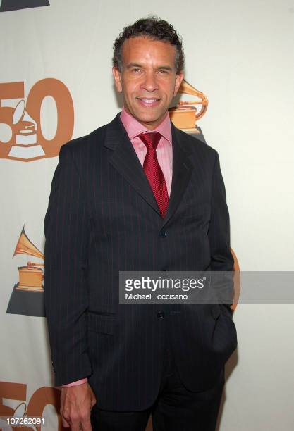 Actor Brian Stokes Mitchell attends the Recording Academy New York Chapter's Tribute to Bon Jovi Alicia Keys Donnie McClurkin and the creators of...