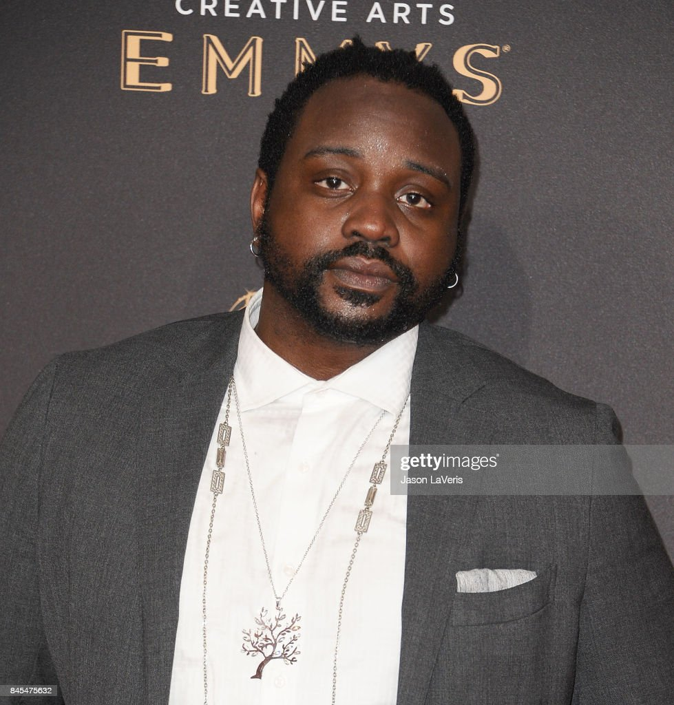 Actor Brian Tyree Henry attends the 2017 Creative Arts Emmy Awards at Microsoft Theater on September 10, 2017 in Los Angeles, California.