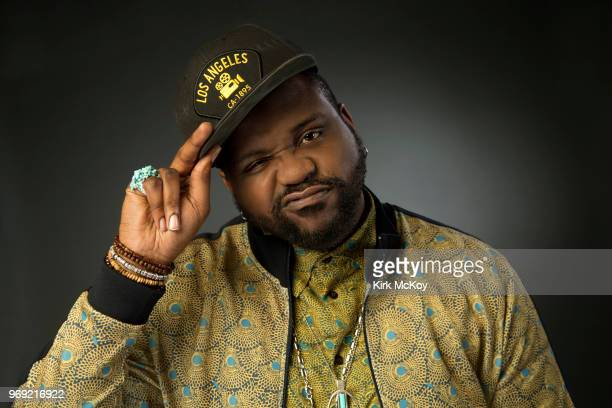 Actor Brian Tyree Henry is photographed for Los Angeles Times on May 21 2018 in Los Angeles California PUBLISHED IMAGE CREDIT MUST READ Kirk...