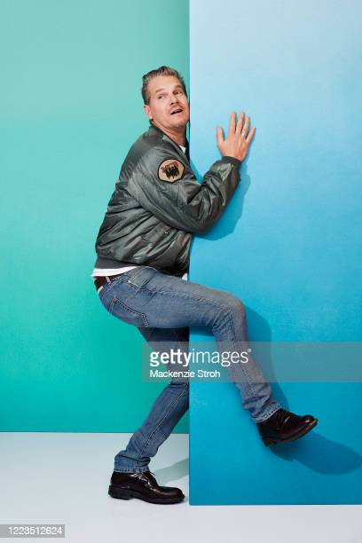 Actor Brian Van Holt is photographed for Entertainment Weekly Magazine on February 27, 2020 at Savannah College of Art and Design in Savannah,...