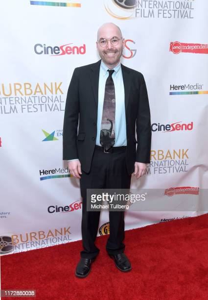 "Actor Brian Wallace attends the premiere of ""Relish"" at the Burbank International Film Festival at AMC Burbank 16 on September 06, 2019 in Burbank,..."