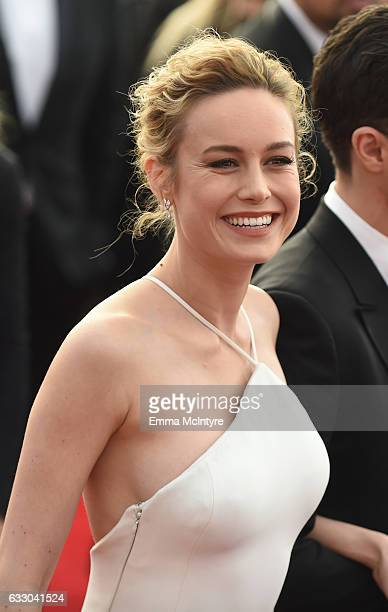 Actor Brie Larson attends The 23rd Annual Screen Actors Guild Awards at The Shrine Auditorium on January 29 2017 in Los Angeles California 26592_016