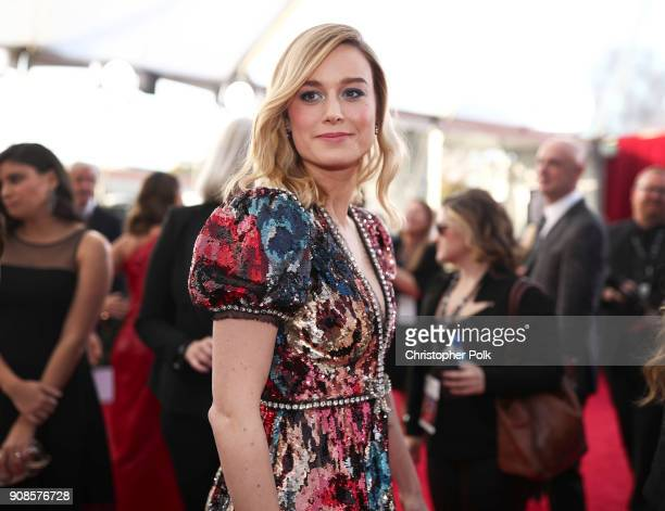Actor Brie Larson attends the 24th Annual Screen Actors Guild Awards at The Shrine Auditorium on January 21 2018 in Los Angeles California 27522_010