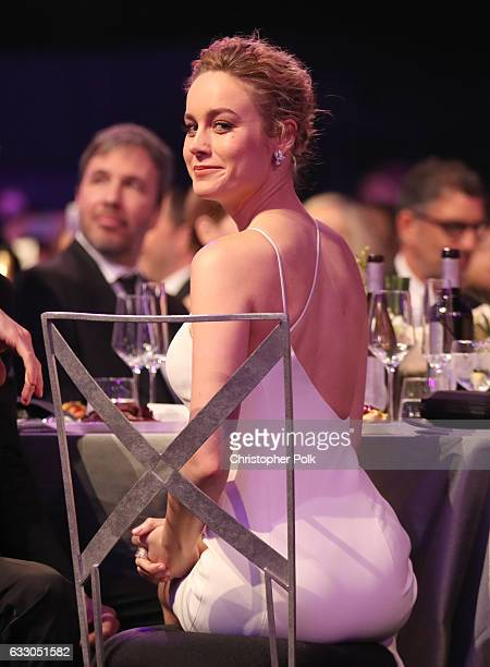 Actor Brie Larson during The 23rd Annual Screen Actors Guild Awards at The Shrine Auditorium on January 29 2017 in Los Angeles California 26592_012