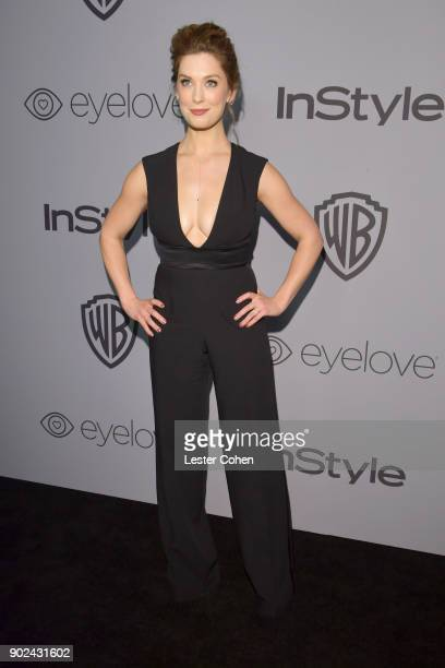Actor Briga Heelan attends 19th Annual PostGolden Globes Party hosted by Warner Bros Pictures and InStyle at The Beverly Hilton Hotel on January 7...