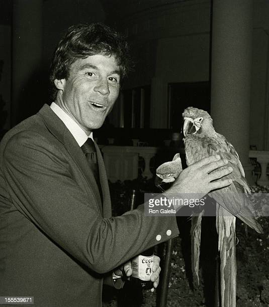 Actor Brodie Greer attends 11th Annual Alan KingCeasar's Palace ProCelebrity Tennis Classic on April 23 1982 at Caesar's Palace in Las Vegas Nevada