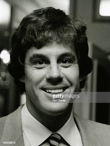 Actor Brodie Greer attends Celebrity Models Fashion Show on April 11 1981 at the Beverly Wilshire Hotel in Beverly Hills California