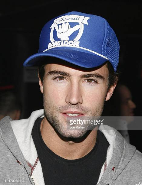 Actor Brody Jenner attends the Z100 & Blackberry All Access Lounge at Roseland Ballroom on December 12, 2008 in New York City