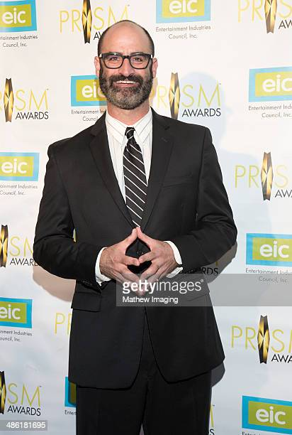 Actor Brody Stevens arrives at the 18th Annual PRISM Awards at Skirball Cultural Center on April 22 2014 in Los Angeles California