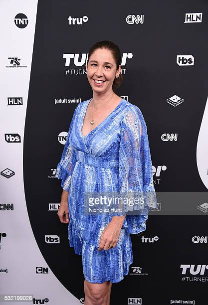 Actor Brooke Dillman attends Turner Upfront 2016 arrivals at The Theater at Madison Square Garden on May 18 2016 in New York City