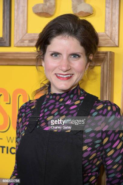 Actor Brooke Van Poppelen at truTV's 'Upscale with Prentice Penny' Premiere at The London Hotel on March 21 2017 in West Hollywood California...