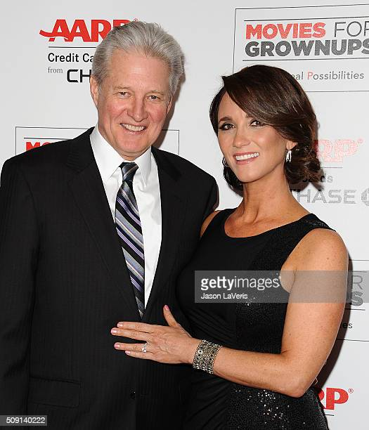 Actor Bruce Boxleitner and fiance Verena King attend the 15th annual Movies For Grownups Awards at the Beverly Wilshire Four Seasons Hotel on...