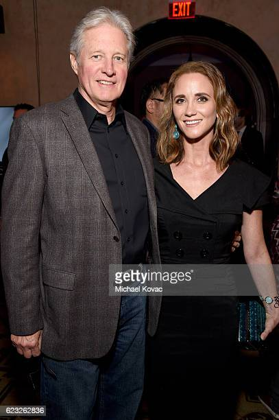 Actor Bruce Boxleitner and Verena King attend the after party for the premiere of 'Jackie' at AFI Fest 2016 presented by Audi at The Chinese Theatre...
