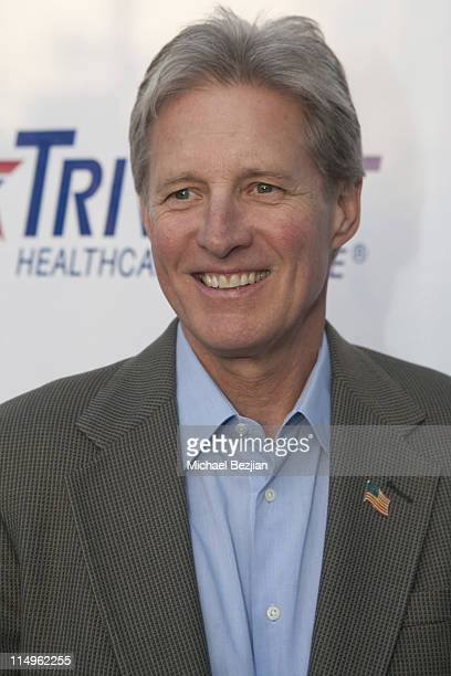 Actor Bruce Boxleitner arrives at A Night of Honour Hosted By Dr Phil McGraw at Universal Hilton Hotel on October 4 2009 in Universal City California