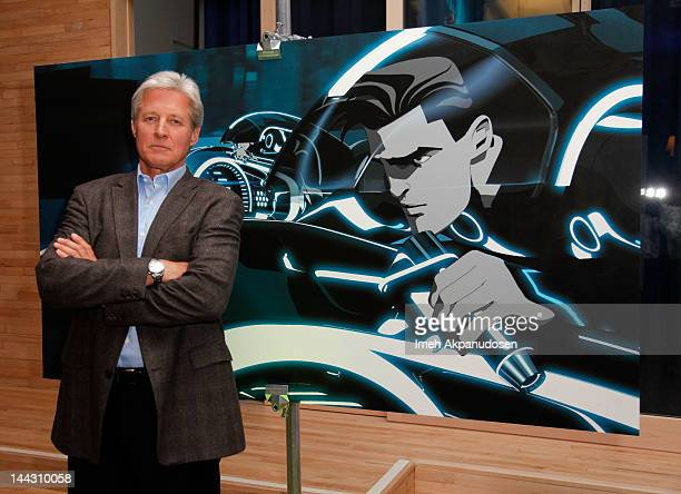 Actor Bruce Boxleitner attends Disney XD's TRON Uprising Press Event And Reception at DisneyToon Studios on May 12 2012 in Glendale California