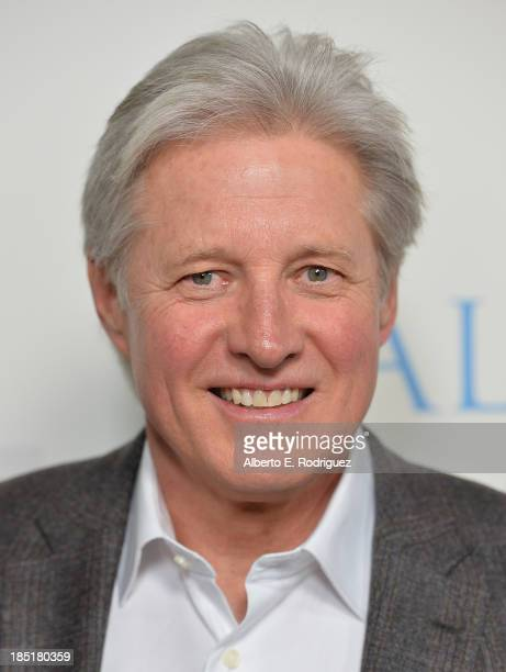 Actor Bruce Boxleitner attends Focus Features' 'Dallas Buyers Club' premiere at the Academy of Motion Picture Arts and Sciences on October 17 2013 in...