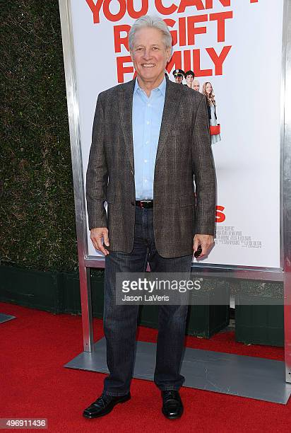 Actor Bruce Boxleitner attends the premiere of Love The Coopers at Park Plaza on November 12 2015 in Los Angeles California