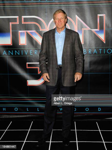 Actor Bruce Boxleitner participates in TRON 30th Anniversary Party And Screening held at Grauman's Chinese Theatre on October 27 2012 in Hollywood...