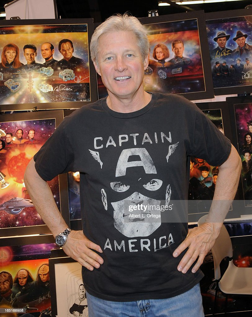Actor Bruce Boxleitner participates in WonderCon Anaheim 2013 - Day 3 held at Anaheim Convention Center on March 31, 2013 in Anaheim, California.