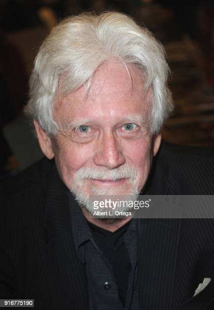 Actor Bruce Davidson attends The Hollywood Show held at Westin LAX Hotel on February 10 2018 in Los Angeles California