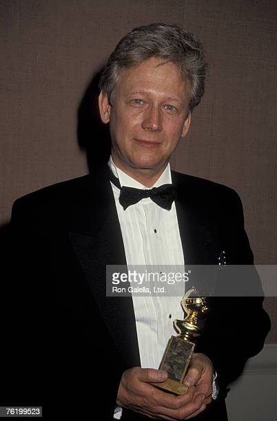 Actor Bruce Davison attending 48th Annual Golden Globe Awards on January 19 1991 at the Beverly Hilton Hotel in Beverly Hills California