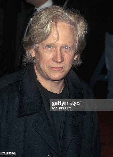 """Actor Bruce Davison attending the premiere of """"The Crucible"""" on November 25, 1996 at the Gotham Cinema in New York City, New York."""