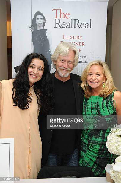Actor Bruce Davison attends Kari Feinstein Primetime Emmy Awards Style Lounge at the Mondrian Los Angeles on September 16 2011 in West Hollywood...