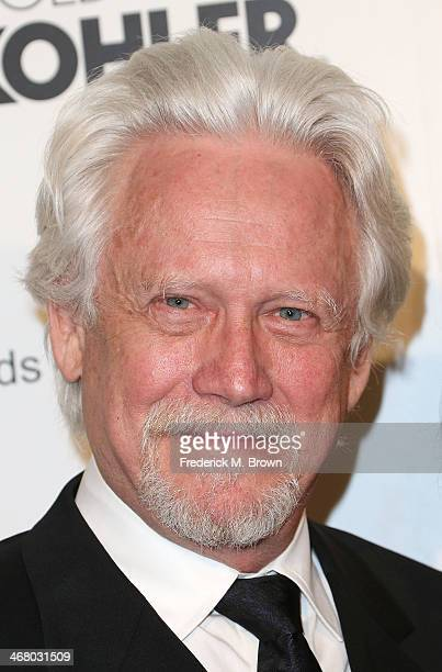 Actor Bruce Davison attends the 18th Annual Art Directors Guild Excellence in Production Design Awards at The Beverly Hilton Hotel on February 8 2014...