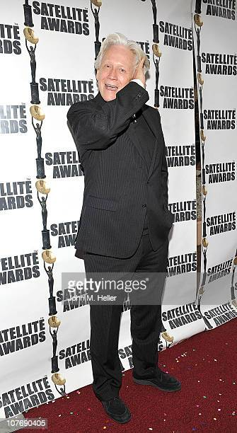 Actor Bruce Davison attends the 2010 International Press Academies Satellite Awards at the Intercontinental Hotel on December 19 2010 in Century City...