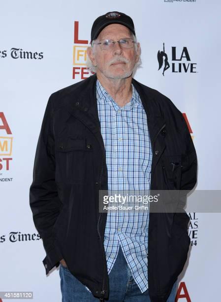 Actor Bruce Dern arrives at 2014 Los Angeles Film Festival 'Cut Bank' Premiere at Regal Cinemas LA Live on June 16 2014 in Los Angeles California