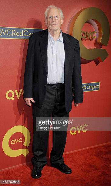 Actor Bruce Dern arrives at the QVC 5th Annual Red Carpet Style event at The Four Seasons Hotel on February 28 2014 in Beverly Hills California